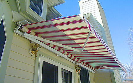 Lateral Arms Awning Systems | Alutex Shading Systems ...